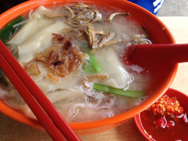 Geylang handmade noodles
