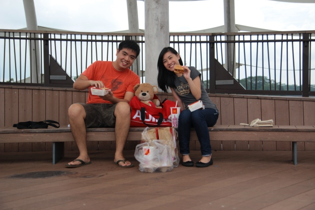 picnic at lower seletar reservoir