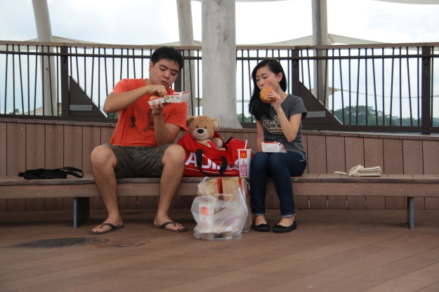 picnic at lower seletar reservoir singapore