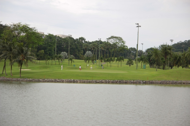 Lower seletar reservoir singapore golf club