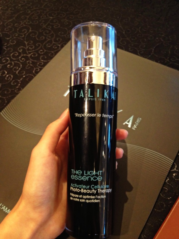 Talika Skin care Photo-beauty therapy