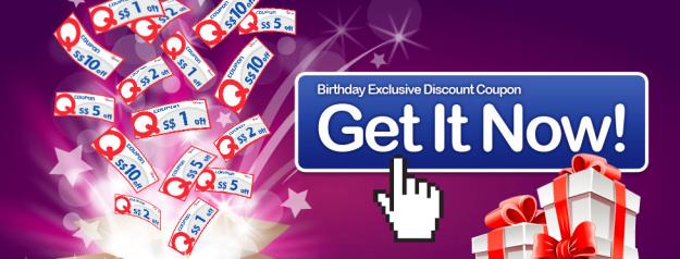 gmarket birthday sale