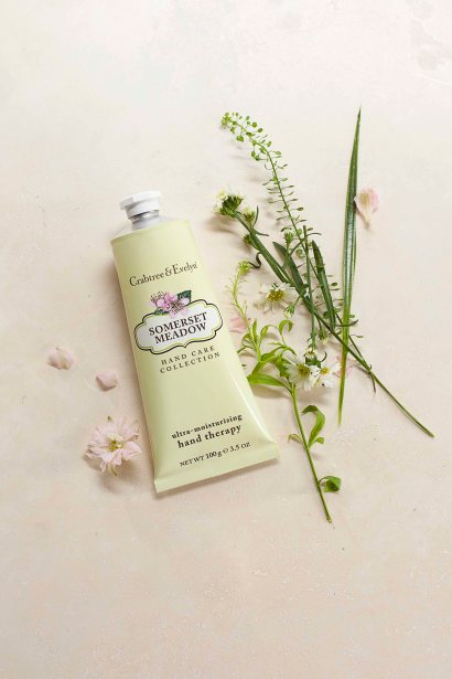 Crabtree and Evelyn Somerset Meadow Hand Therapy