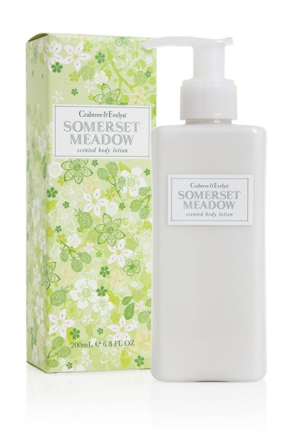 Somerset Meadow Scented Body Lotion 200ml $40