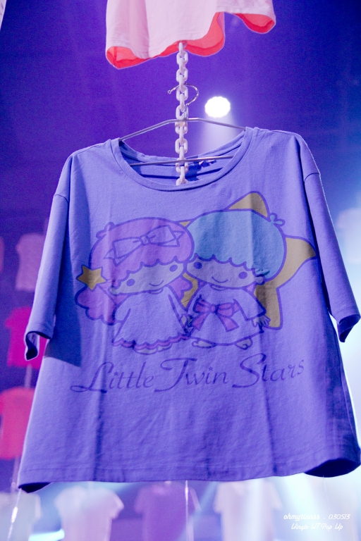 Uniqlo Little twin stars tshirt singapore