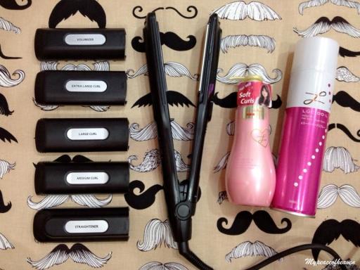 panasonic multi-straightener and curler beauty blog