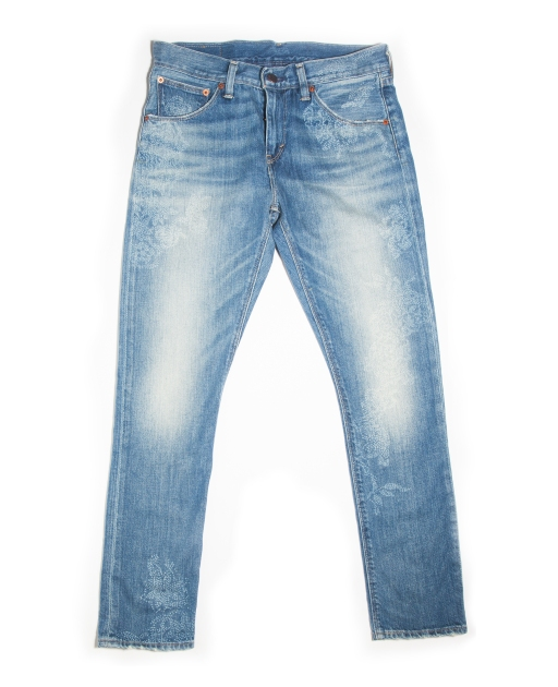 Levi's x Liberty London collection 2013 Boyfriend Skinny jeans $TBC