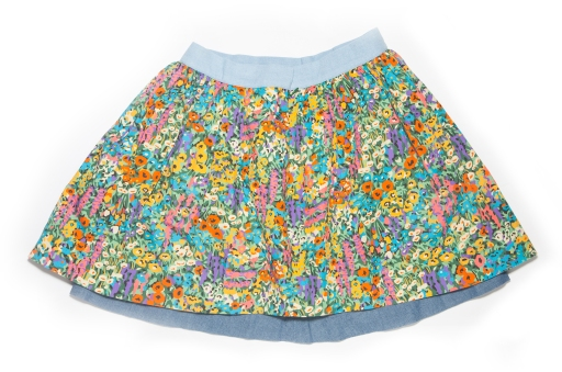 Levi's x Liberty London collection 2013 Flouncy Skirt $299.90