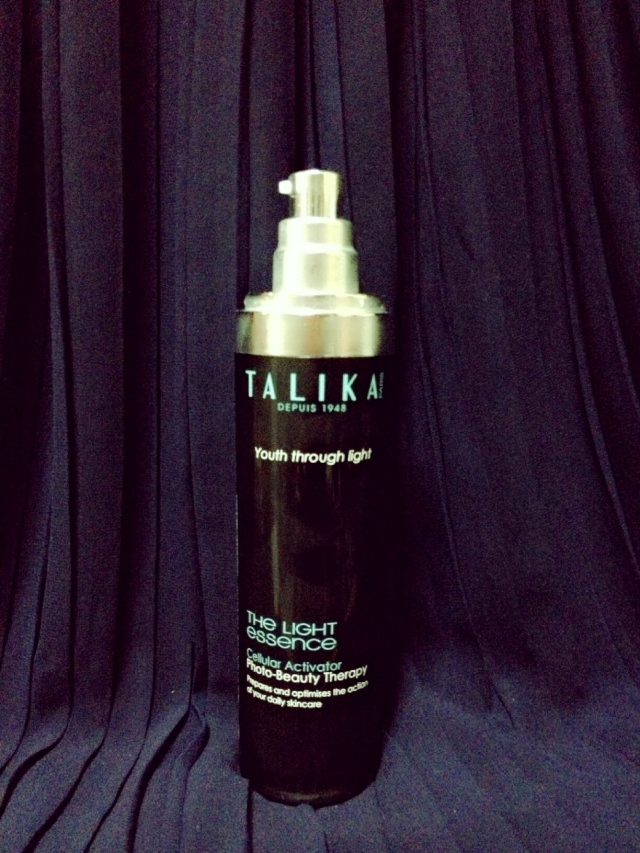 Talika Photo-beauty therapy the light essence review