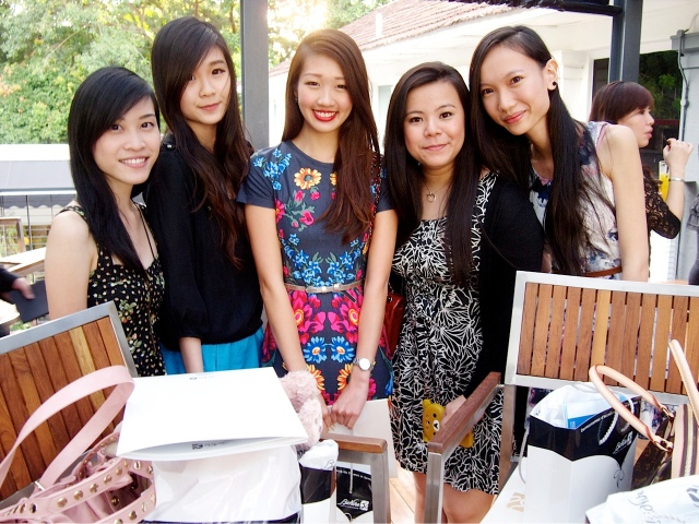 Bionike Brand Event Singapore Beauty Bloggers