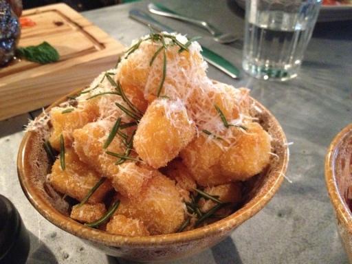 [Food] Jamie's Italian Singapore Famous Polenta Chips