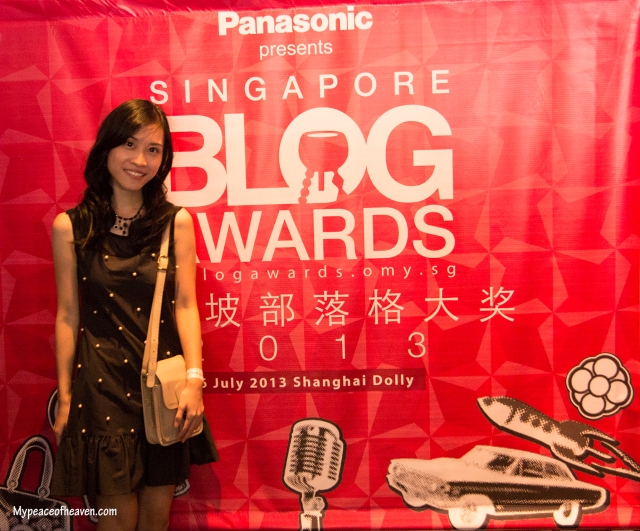 Omy.sg Singapore Blog Awards 2013