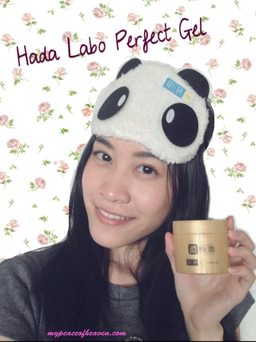 [Review] Hada Labo 3-in-1 Perfect Gel Sleeping Mask