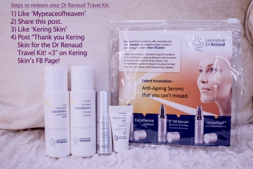 Dr Renaud Free Sample Giveaway