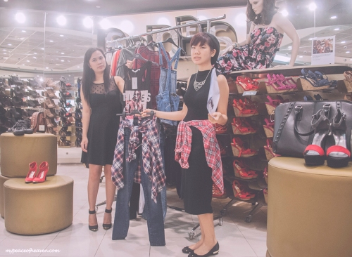 [Fashion Post] New Look Singapore Suntec City
