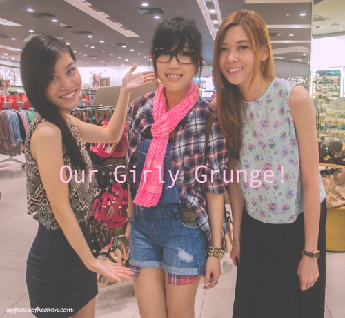 [Fashion Post] New Look Fashion Singapore Suntec City