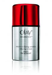 olay wrinkle relaxing cream