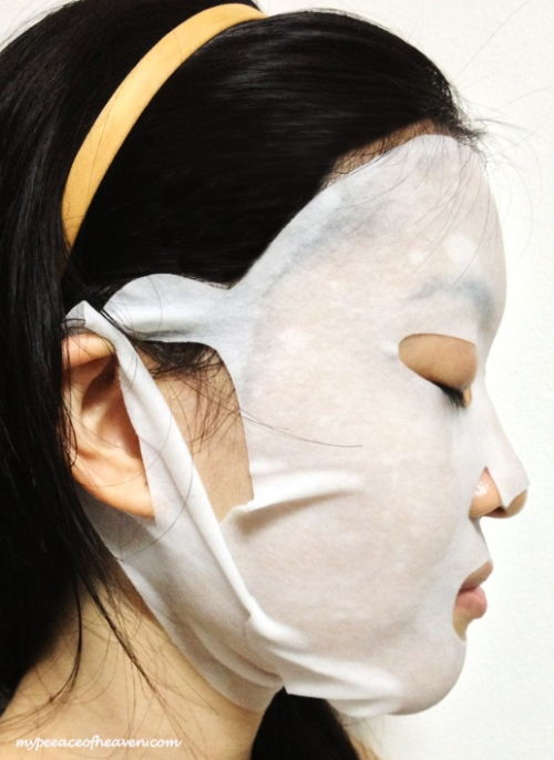 [Beauty Review] SexyLook 4D Duo Lifting Mask and Lovemore Eye Mask