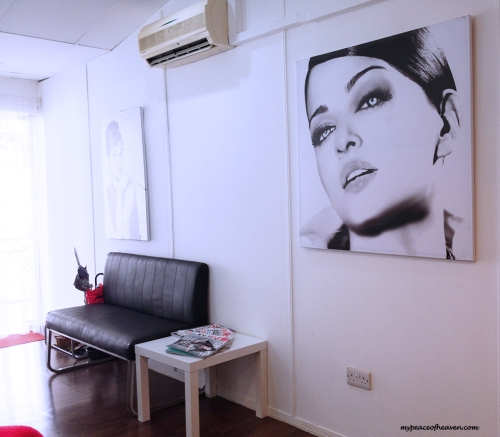 [Review] Sanaa Art of Beauty salon for Nails, Threading, and Waxing