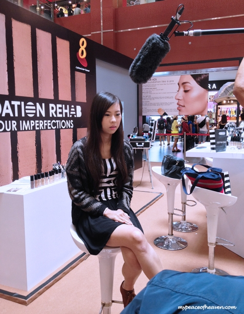 [Event] Sephora Foundation Rehab Workshop, finding your right shade.